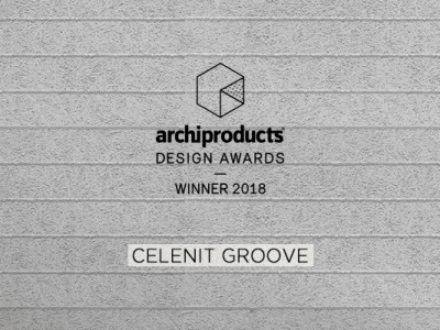 Archiproducts Design Awards 2018 Winner