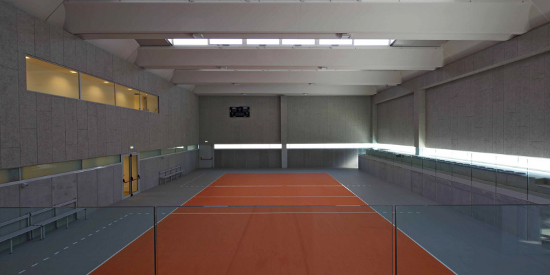 CADORAGO SPORTS HALL, Como