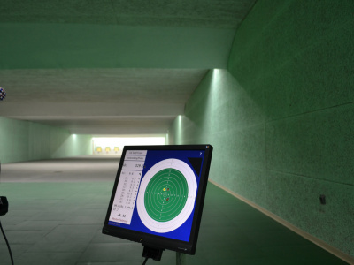 INDOOR SHOOTING RANGE, Bolzano