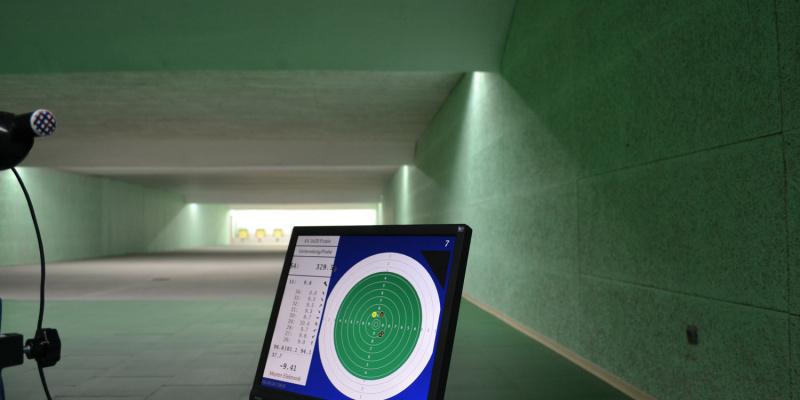 INDOOR SHOOTING RANGE, Bolzano