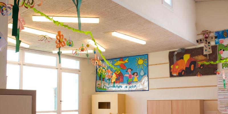 Kindergarten, Vicenza - Italy