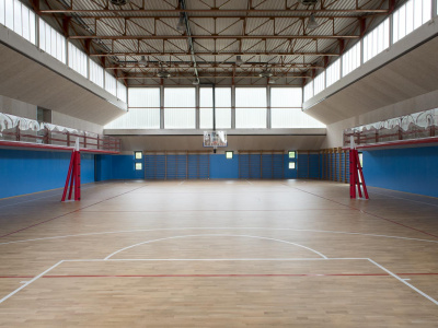 MEDUNO SPORTS HALL, Pordenone